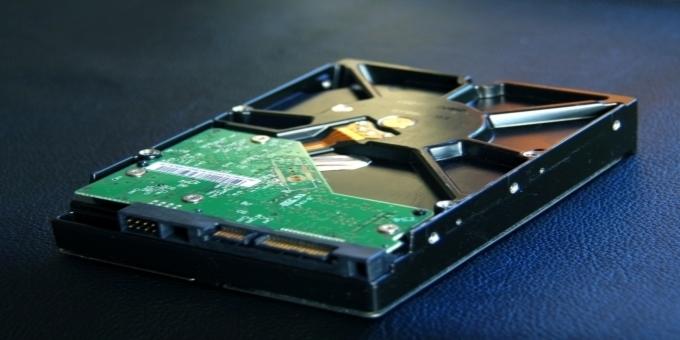 backup disk管理